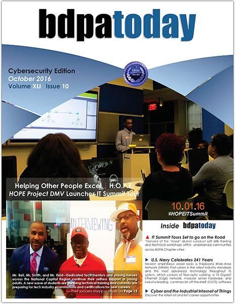 BDPA Today 10-2016