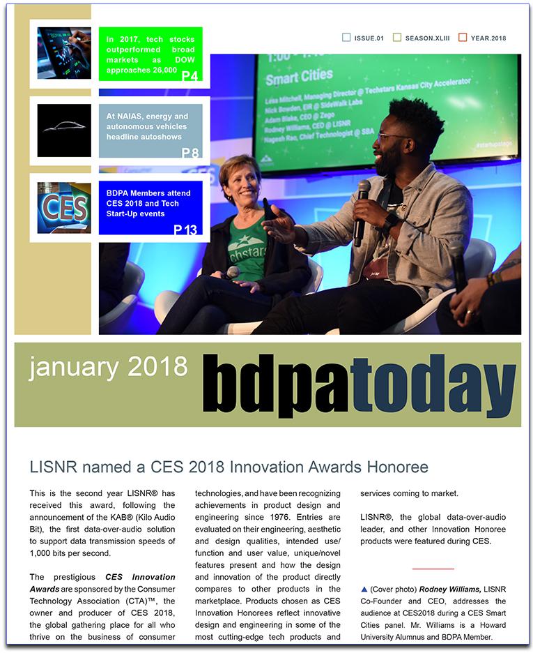 BDPA Today 01-2018