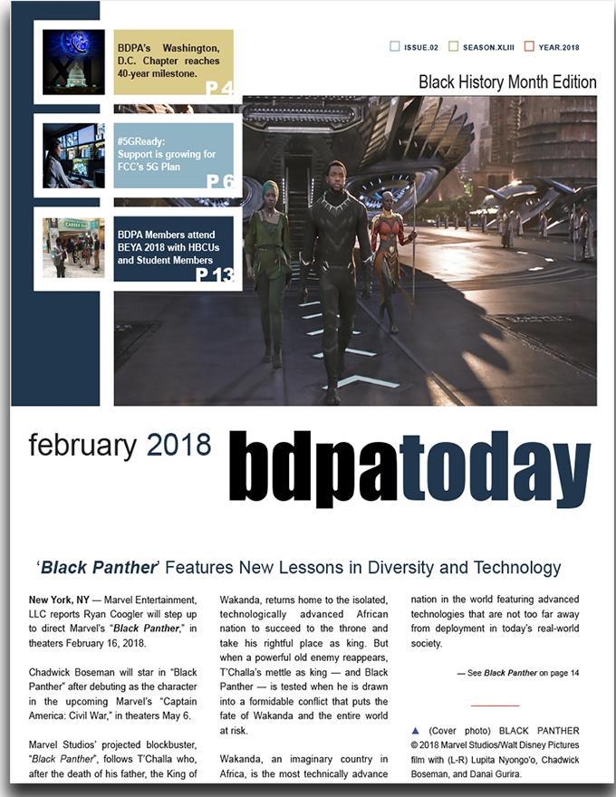 BDPA Today 02-2018