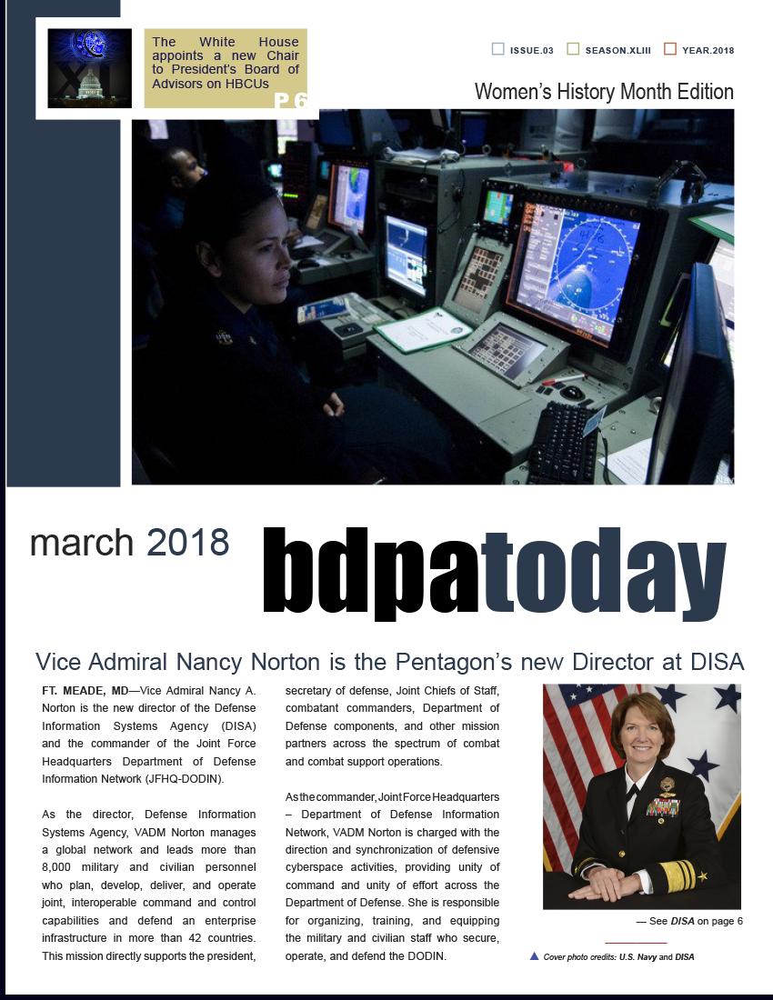 BDPA Today 03-2018