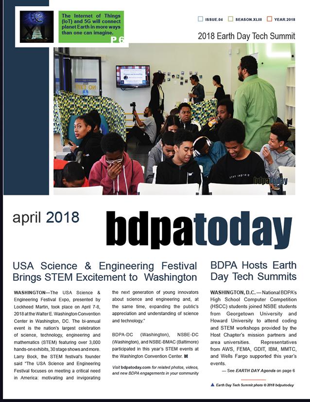 BDPA Today 04-2018