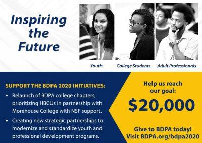 BDPA2020 Initiative